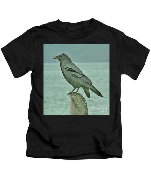 Something To Crow About Kids T-Shirt