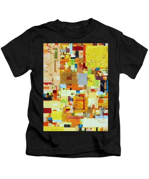 Song Of Solar Fusion Kids T-Shirt
