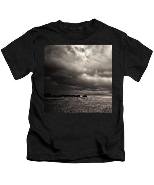 Sonnenwolkendunkel Kids T-Shirt