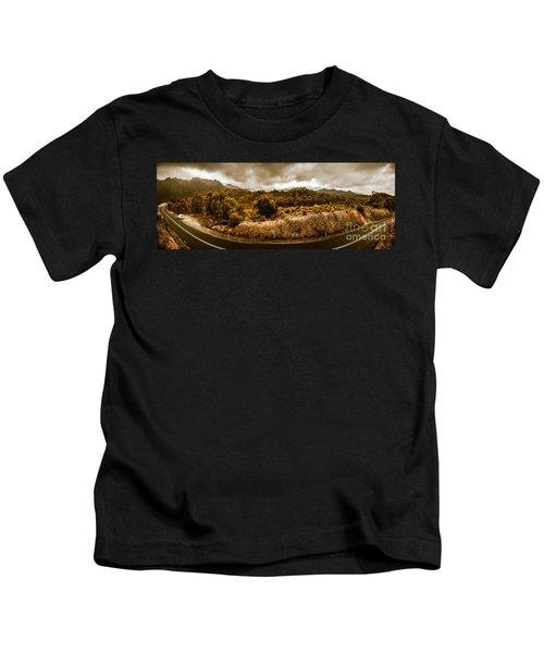 Southwest National Park Tasmania Kids T-Shirt