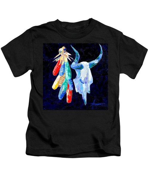 Southwestern Kitsch  Kids T-Shirt