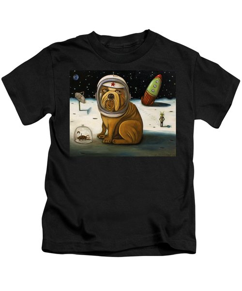 Space Crash Kids T-Shirt