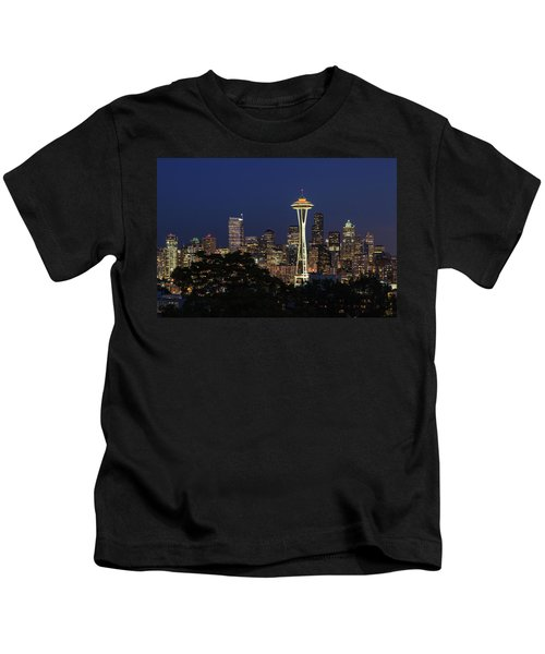 Space Needle Kids T-Shirt