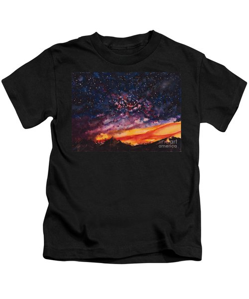 Space Oddity  Kids T-Shirt