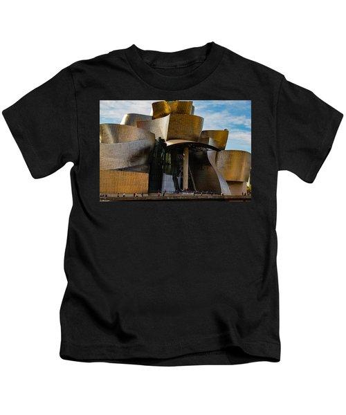 The Guggenheim Museum Spain Bilbao  Kids T-Shirt