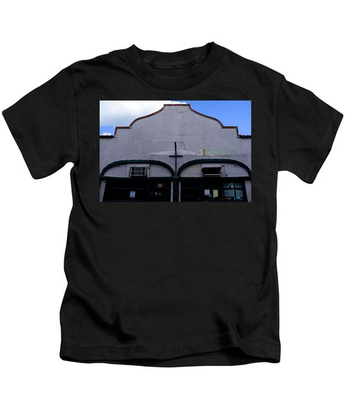 Spanish Architecture Photo In Saint Augustine Florida Kids T-Shirt