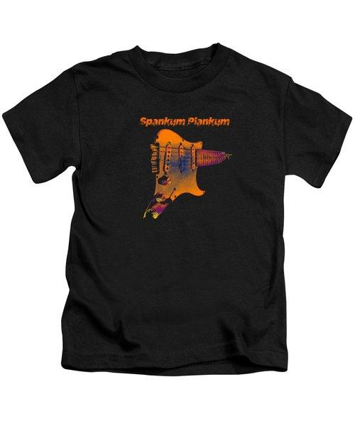 Spankum Plankum Kids T-Shirt