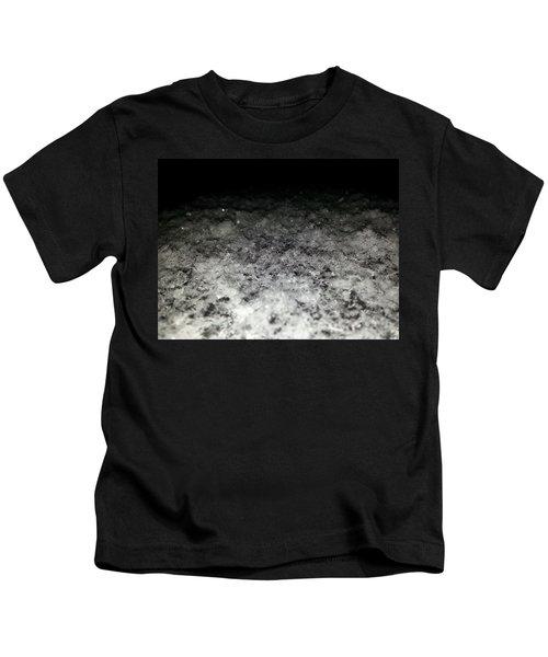 Sparkling Darkness Kids T-Shirt