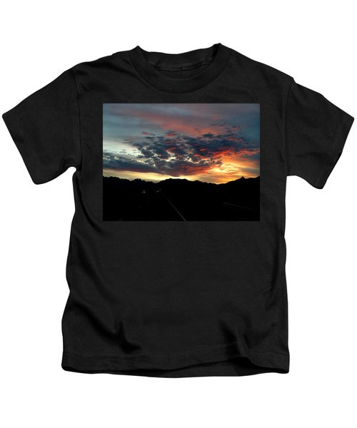 Spectacular Sky Kids T-Shirt
