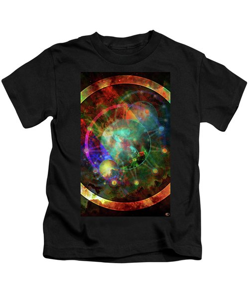 Sphere Of The Unknown Kids T-Shirt