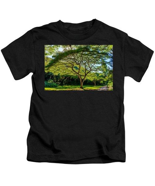 Spider Tree Kids T-Shirt