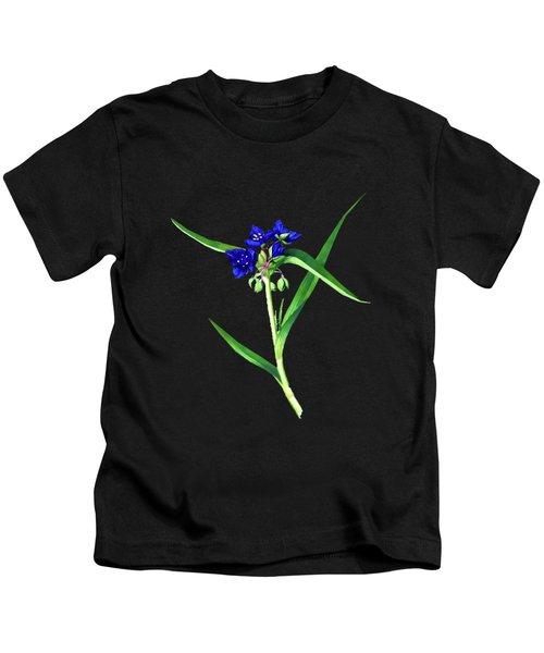 Spider Wort Kids T-Shirt