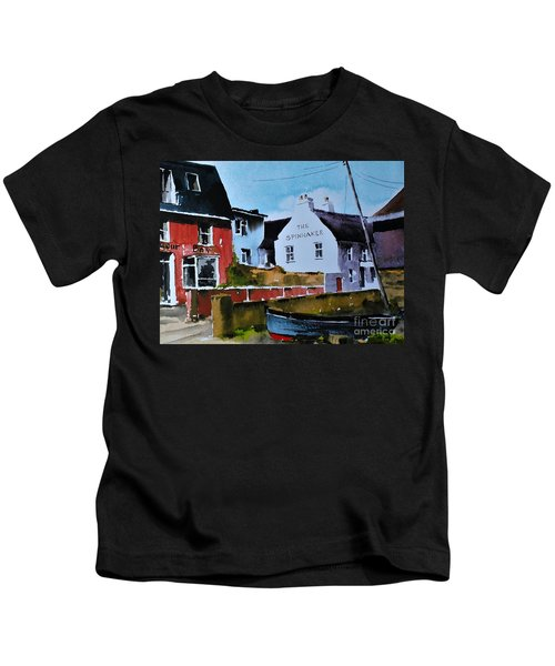 Spinaker In Scilly  Kinsale Kids T-Shirt