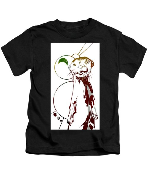 Spirit Animal . Otter Kids T-Shirt