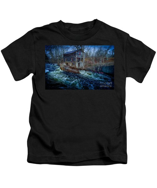 Spring Runoff Kids T-Shirt