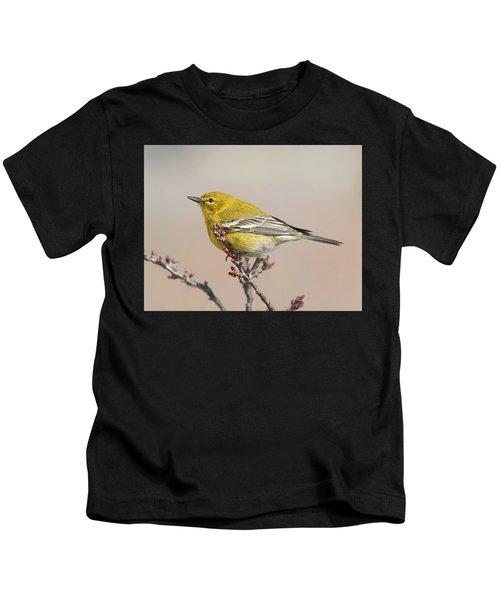 Spring Warbler 1 2017 Kids T-Shirt