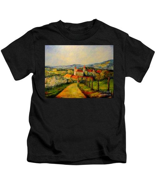 Springtime II Kids T-Shirt