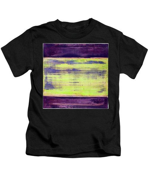Art Print Square5 Kids T-Shirt