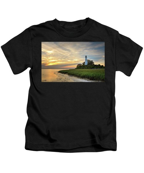 St. Mark's Lighthouse Kids T-Shirt