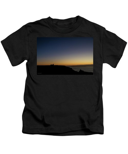 St. Materiana's Church, Tintagel Kids T-Shirt