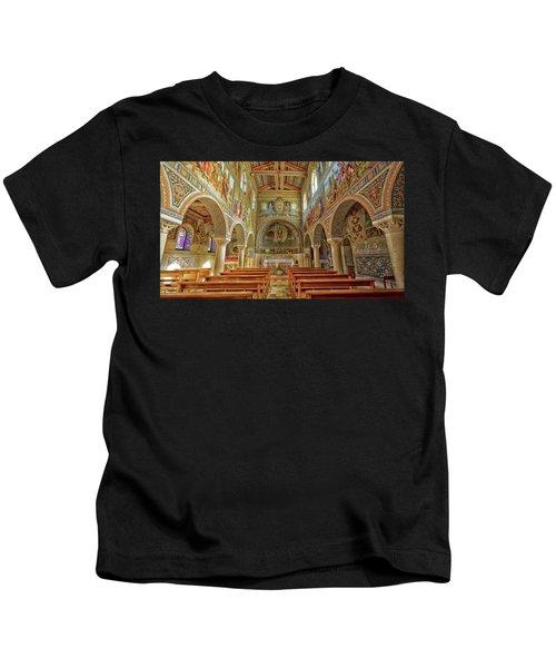 St Stephen's Basilica Kids T-Shirt