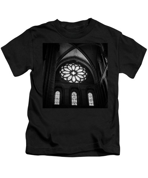 Stained Glass, St.peter's Cathedral Kids T-Shirt