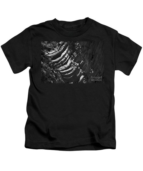 Stairs Of Time Kids T-Shirt