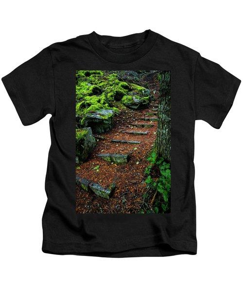 Stairway To..... Kids T-Shirt