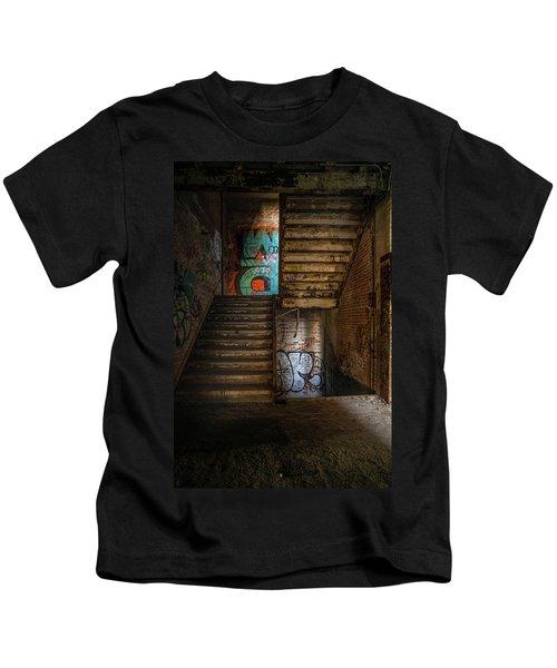 Stairwell Kids T-Shirt