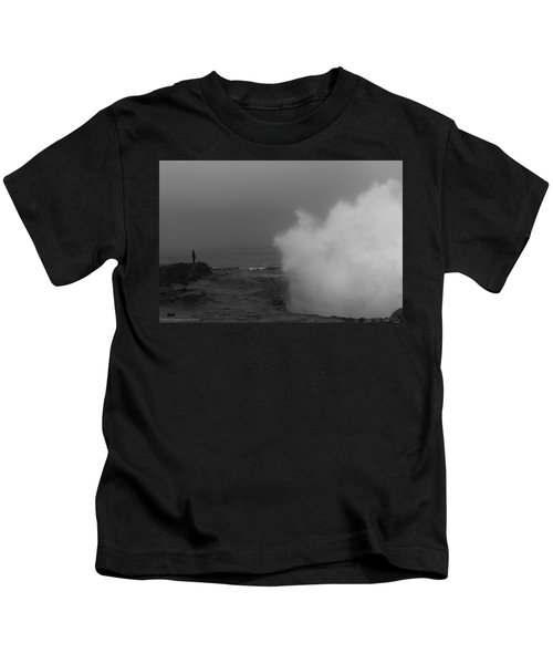Standing Against Nature Kids T-Shirt