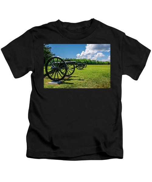 Standing Guard Kids T-Shirt