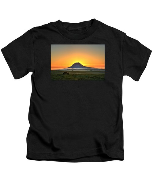 Standing In The Shadow Kids T-Shirt