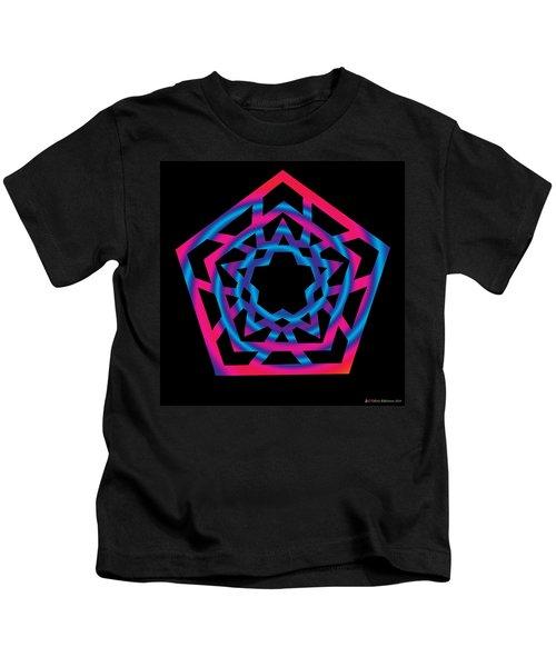 Star Of Enlightenment Kids T-Shirt