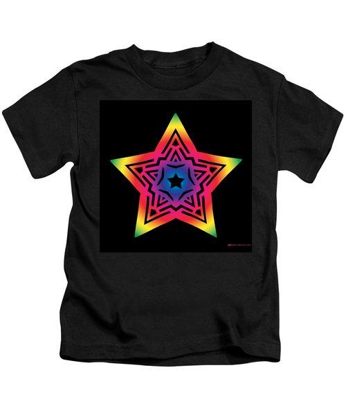 Star Of Gratitude Kids T-Shirt