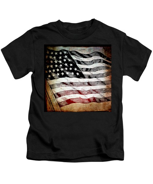 Star Spangled Banner Kids T-Shirt