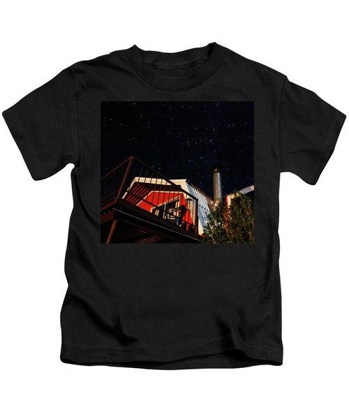 Stars Over Gila Cottage Kids T-Shirt