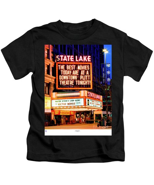 State-lake Theater Kids T-Shirt