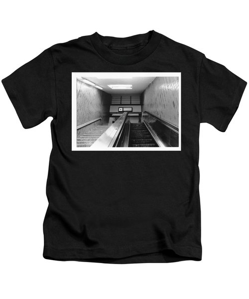 Station Stop  Kids T-Shirt