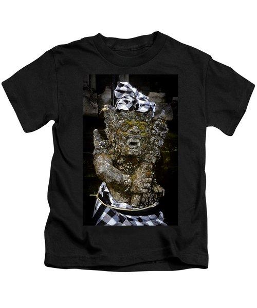 Statue Formalwear Kids T-Shirt