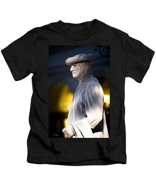 Statuesque Kids T-Shirt