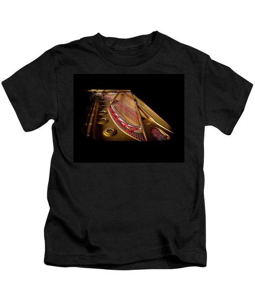 Steinway Guts Kids T-Shirt