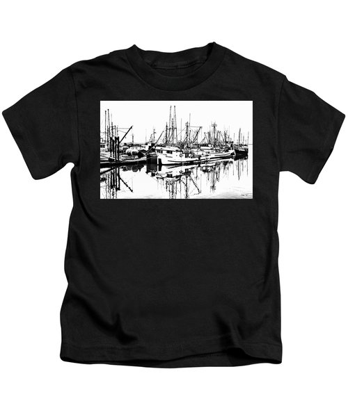 Steveston Harbor Kids T-Shirt