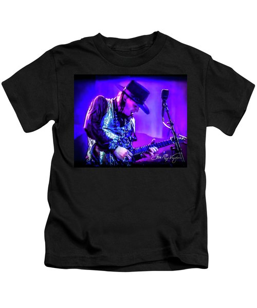 Stevie Ray Vaughan - Tightrope Kids T-Shirt