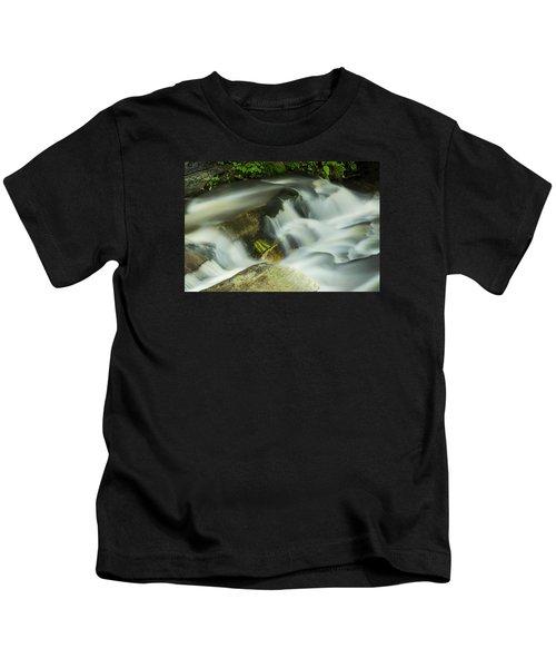 Stickney Brook Flowing Kids T-Shirt