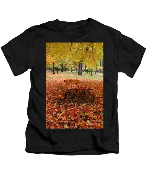 Still Fall Kids T-Shirt