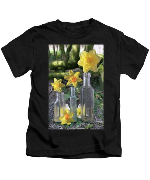 Still Life In The Woods Kids T-Shirt