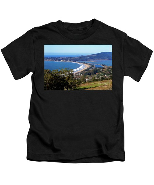 Stinson Beach  Kids T-Shirt