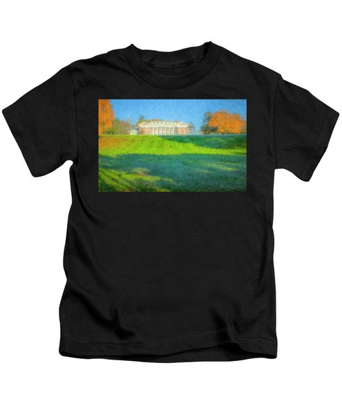 Stonehill College In October Kids T-Shirt