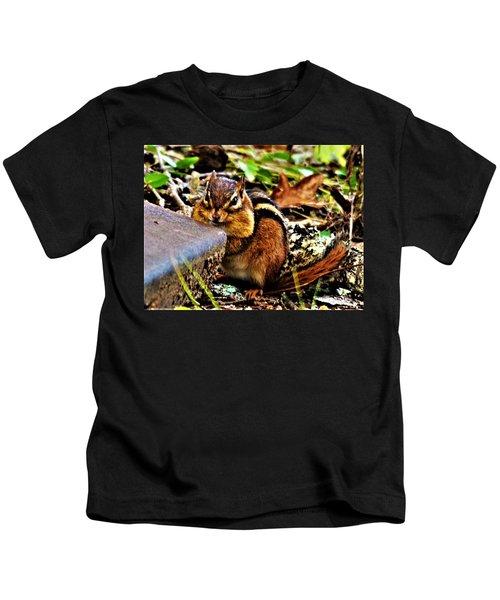 Storing For Winter Kids T-Shirt