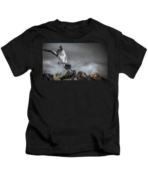 Storm Birds Kids T-Shirt